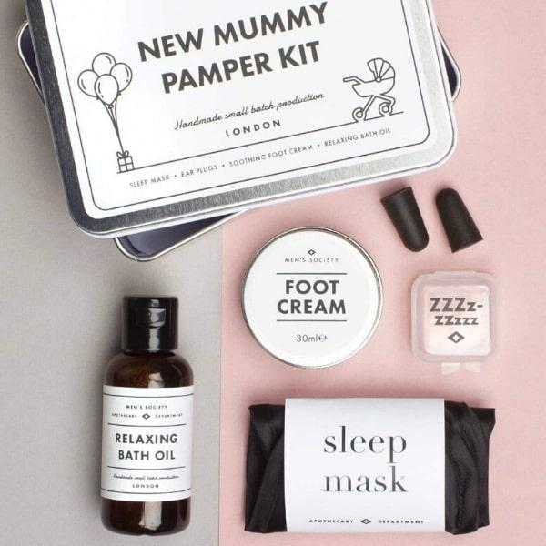 Win a New Mummy Pamper Kit