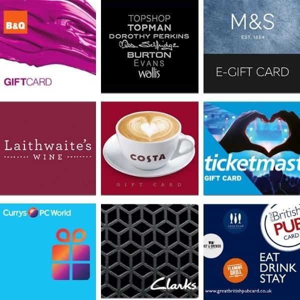 Win a £30 Flexi e-Gift Card