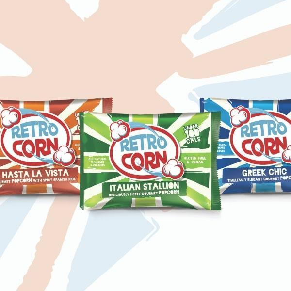 Win a Retrocorn Savoury Bundle