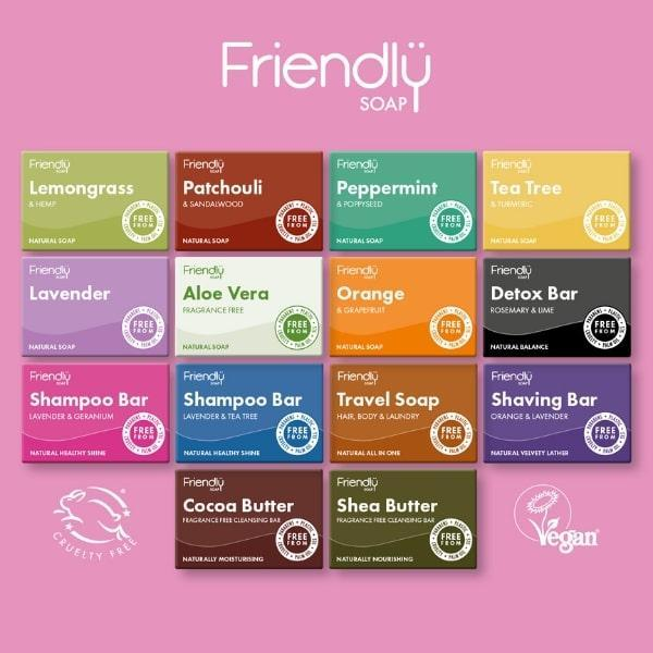 Win a Natural Soap Collection