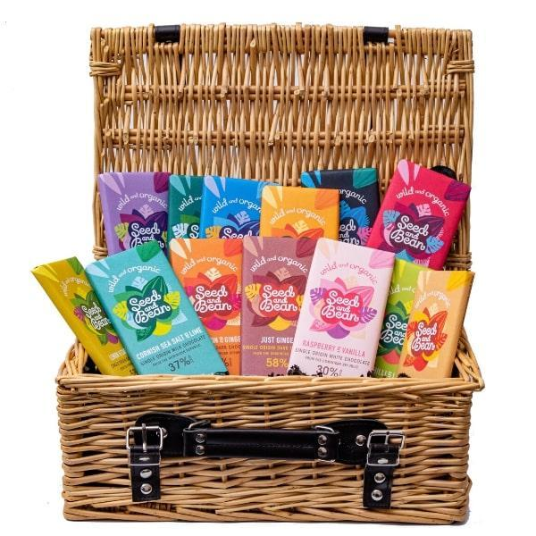 Win a Seed and Bean Hamper